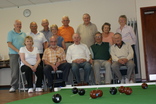 Community Church Eastbourne Carpet Bowls